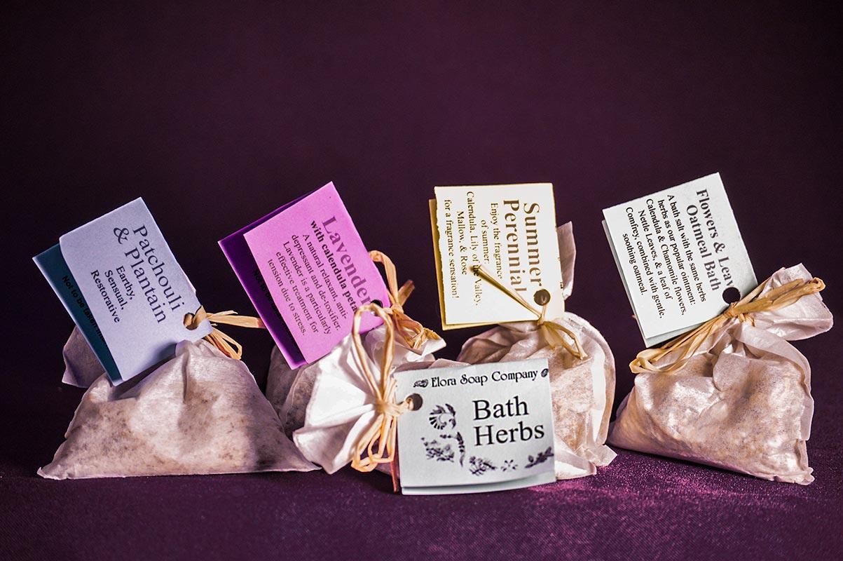 Bath Herbs